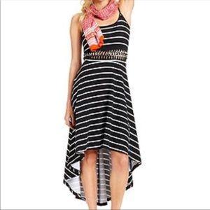 AMERICAN RAG hi low maxi dress